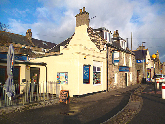 The Lossie Inn
