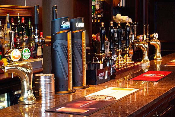 Draught ale, traditional Scottish food and great service are the backbone of the offer.