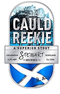 This season's offers include Stewart Brewing's Cauld Reekie.