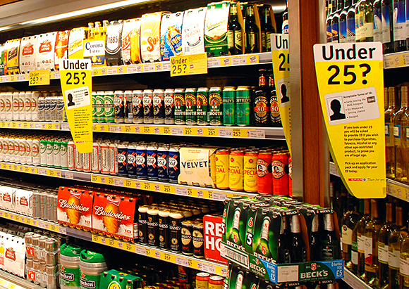 So far integrity tests have been confined to the off-trade but may start in pubs next year.