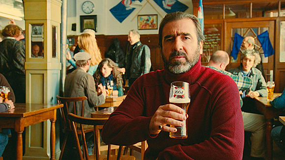 "Brewer Heineken UK said the Kronenbourg Cantona ad, which broke on February 4, is a ""humorous homage"" to the farmers that grow the hops that give the beer its taste and aroma."