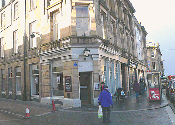 Deals in Scotland included Bar One in Inverness, which was bought by Glasgow-based pubco Rosemount Taverns.
