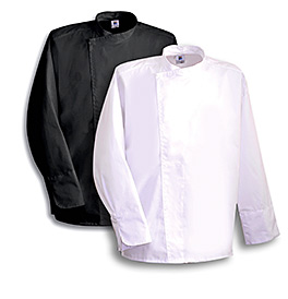WORKWEAR specialist Tibard has launched a new range of 'pull-on' chefs jackets.