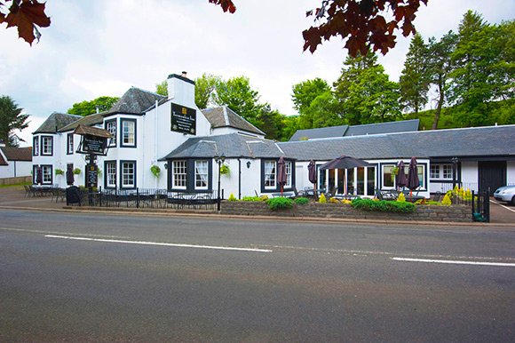 Property firm Colliers International is marketing the Tormaukin Hotel in Glendevon, near Dollar, at offers around £850,000