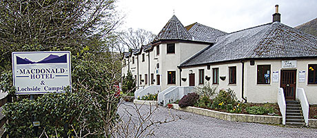 All change at Highland hotel