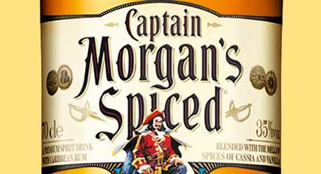 Captain Morgan's activity sets sail