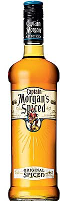 SPICED rum drink Captain Morgan's is the focus of a new marketing campaign.