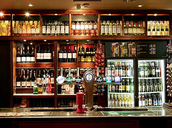 A Well Designed Back Bar Is Important For Efficiency, But The Benefits Are  More Than Just Operational.