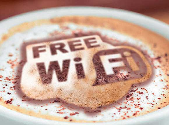 Wi-fi can increase 'dwell time' in pubs.