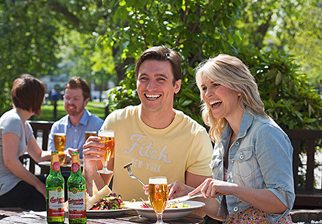 Czech it out: Budweiser Budvar has launched two new beers and a customer loyalty scheme.