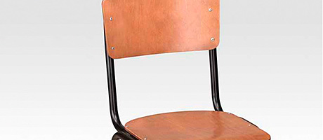 CONTRACT furniture supplier Andy Thornton has added a new retro-style chair to its range