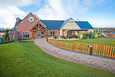 The Pine Marten in Dunbar is the first Scottish venture for brewer and pub firm Marston's.