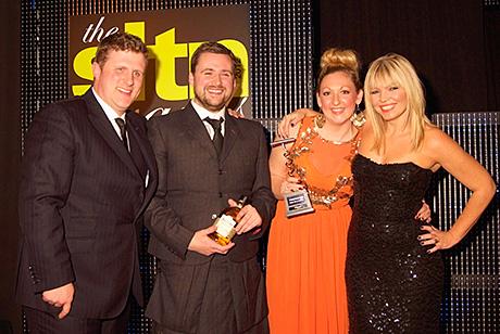 The broad range of spirits at Bond No.9 helped Chris and Kara clinch the SLTN Award