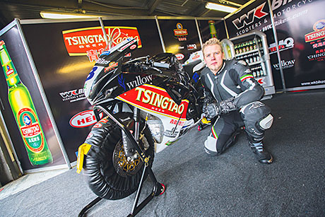 • Wheels in motion: Chinese beer Tsingtao has been unveiled as the sponsor of a superbike team.