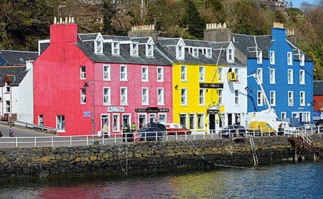 IT'S perhaps one of Scotland's most recognisable harbours – not least because it formed the backdrop to children's TV series Balamory.