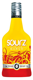 Sourz Mango is the first permanent new addition to the range in two years, joining the Apple, Raspberry, Cherry, Tropical and Blackcurrant variants. It was chosen after more than half (54%) of the brand's 507,000 Facebook community voted for it.