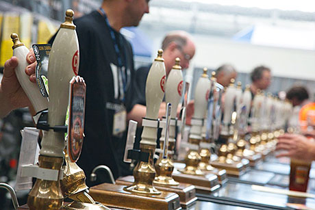 MORE than 3500 cask ale fans are expected to descend on Pittodrie stadium later this month when the venue hosts the Great Grampian Beer Festival.