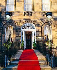 •The Roxburghe in Edinburgh.