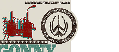 • One of Williams Bros' finalist beers.