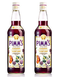Flavour of summer from Pimm's