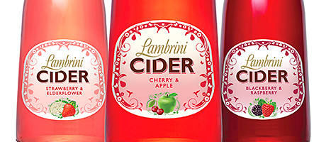A NEW flavour of Lambrini Cider has been launched in time for summer.