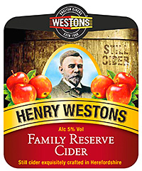 • Family Reserve has an ABV of 5%.