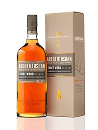 The new Auchentoshan packaging.