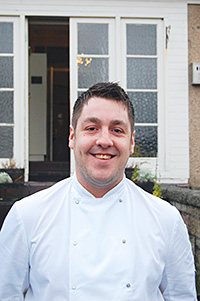 Ross Cochrane, Head chef, Udny Arms Hotel, Newburgh, Aberdeenshire