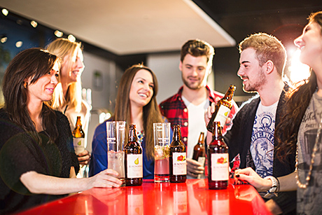 A range of flavoured ciders, in draught and packaged formats, is key to making the most of the category, say brand owners.
