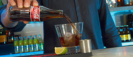 Tasty times for soft drinks sales