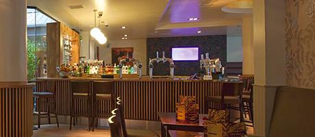 Kudos Bar and Restaurant.