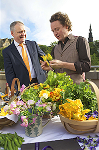 Making the most of Scottish produce