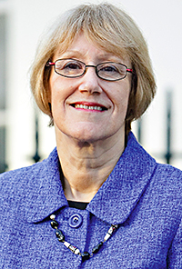 Baroness Ruth Henig.