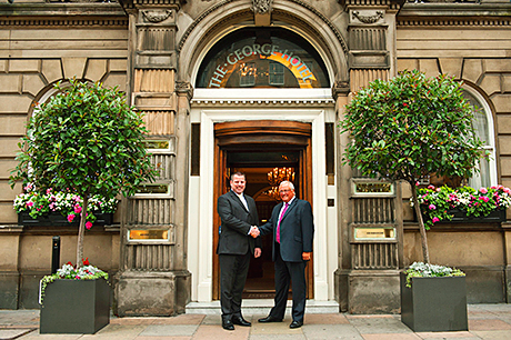 "DAVID Welch, general manager at The George Hotel in Edinburgh, has retired after 40 years in the hospitality industry. Welch said he had enjoyed a ""fantastic career"" and is looking forward to ""having time to relax and spend more time with my family"". Graeme Barclay, who has 30 years' experience in the industry, has taken the reins at The George."