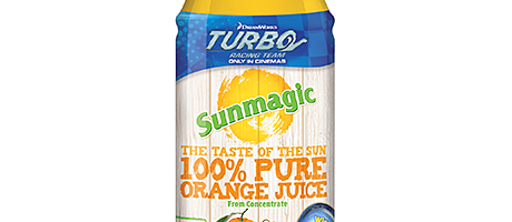 Turbo boost for juice