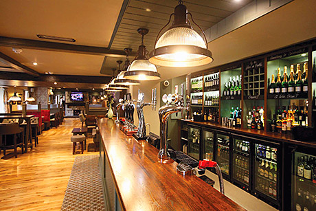 • The West Port Hotel has been designed to be warm and welcoming to established and new customers.