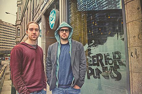 Martin Dickie and James Watt set up Brewdog in Aberdeenshire in 2007.