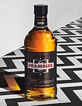 Drambuie is 40% ABV.