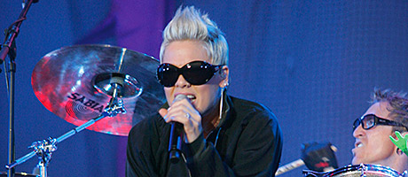 Pink is a jukebox favourite, said Soundnet.