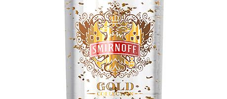Smirnoff strikes gold