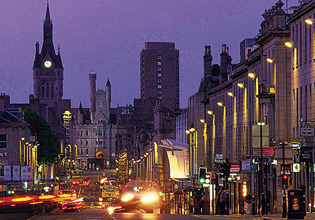 Aberdeen's local licensing forum said the city is overprovided for.