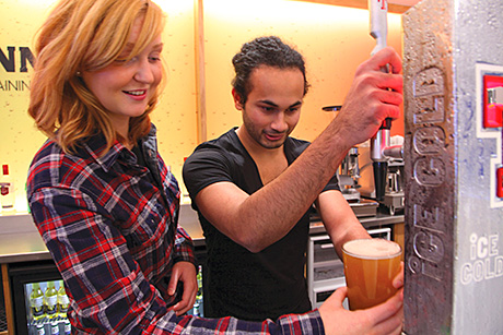 • The Tennent's Training Academy provides a range of beer courses to staff in the licensed trade.