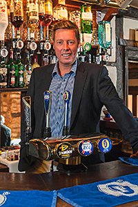 • Gary Corney of Star Pubs & Bars.