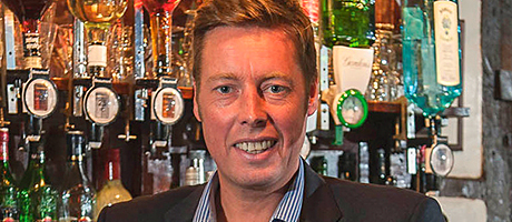 • Gary Corney of Star Pubs & Bars.