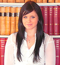 • Audrey Junner of Hill Brown.