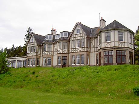 Aultnagar Lodge was built by Scottish-born US industrialist Andrew Carnegie.