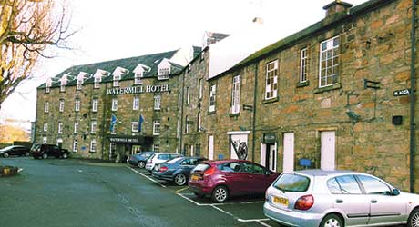 The Watermill Hotel in Paisley attracted seven offers from potential buyers, according to Colliers.