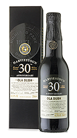 Ola Dubh 30 is aged in whisky casks.