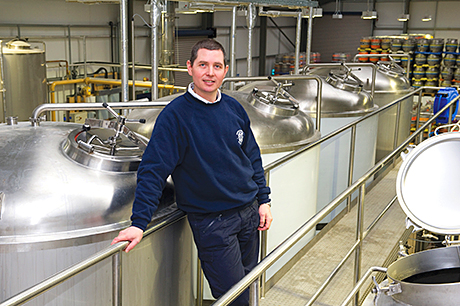 Publicans should learn about the craft products they are stocking, said Inveralmond's Fergus Clark.