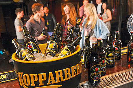 Kopparberg said its sales in Scotland outperformed the rest of the UK this summer.
